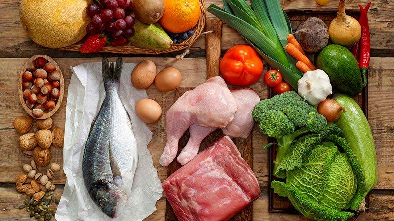 Продукты богатые белками для роста мышц