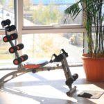 Домашний тренажер для мышц пресса
