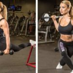 Тренировка нижней части тела для девушек от Энни Паркер